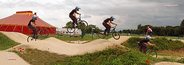 course bmx chabeuil